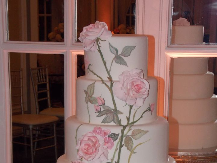 Tmx 1389278687062 Dscn188 Alpharetta, Georgia wedding cake