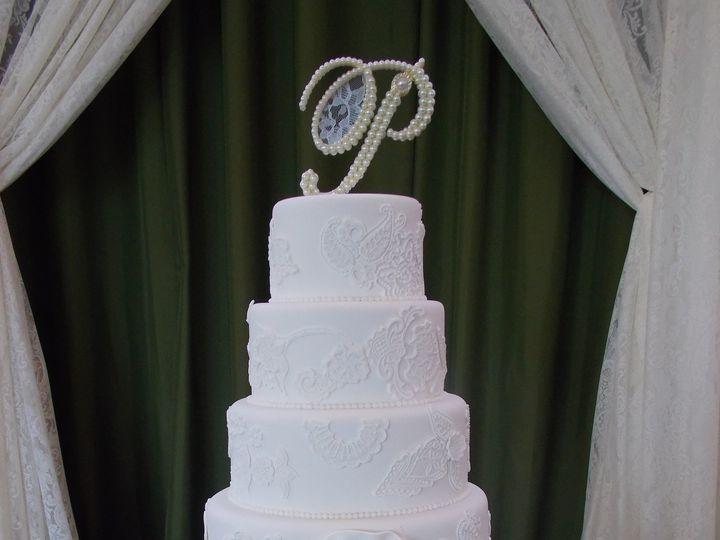 Tmx 1389278751749 Dscn184 Alpharetta, Georgia wedding cake