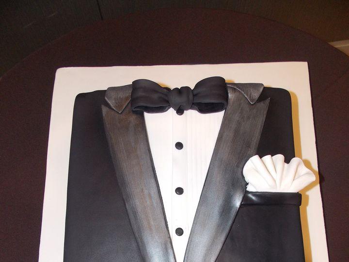 Tmx 1389279023600 Dscn116 Alpharetta, Georgia wedding cake