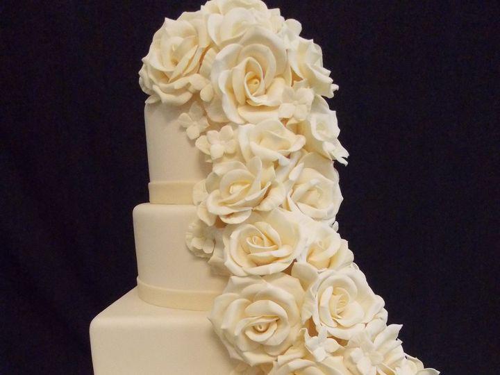 Tmx 1389279306346 Dscn150 Alpharetta, Georgia wedding cake