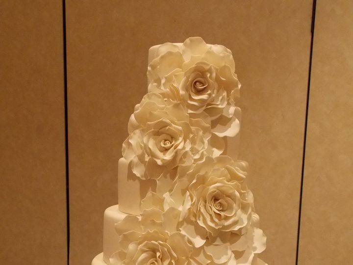 Tmx 1389279444510 Dscn146 Alpharetta, Georgia wedding cake