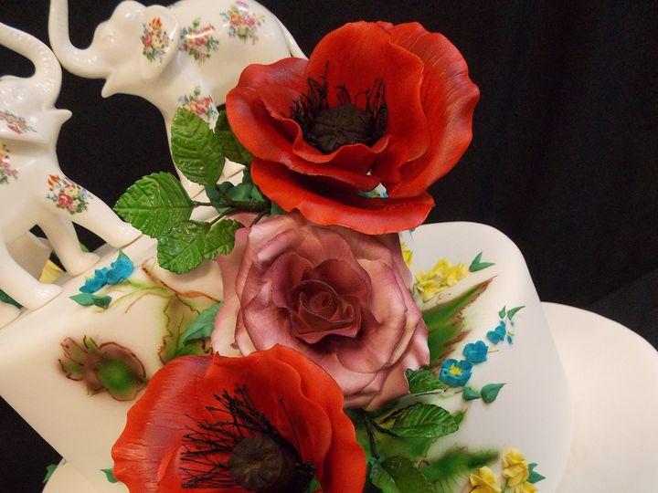 Tmx 1389279581976 Dscn138 Alpharetta, Georgia wedding cake
