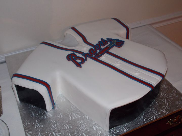 Tmx 1389279725860 Dscn138 Alpharetta, Georgia wedding cake