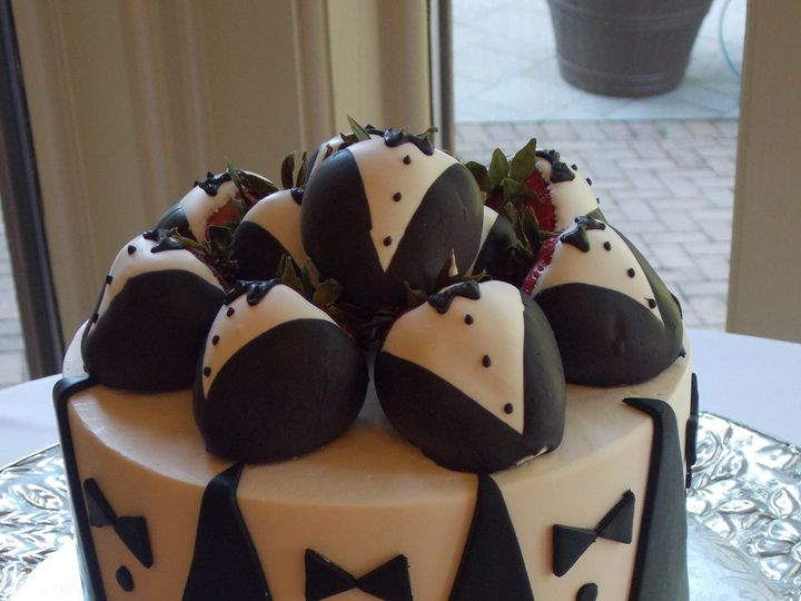 Tmx 1389280044051 Dscn122 Alpharetta, Georgia wedding cake