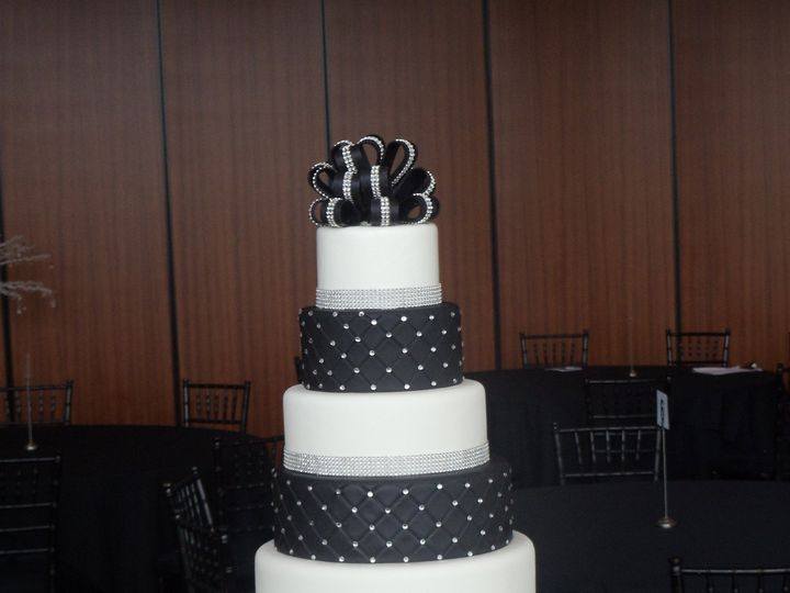 Tmx 1389281293841 Dsc0295 Alpharetta, Georgia wedding cake