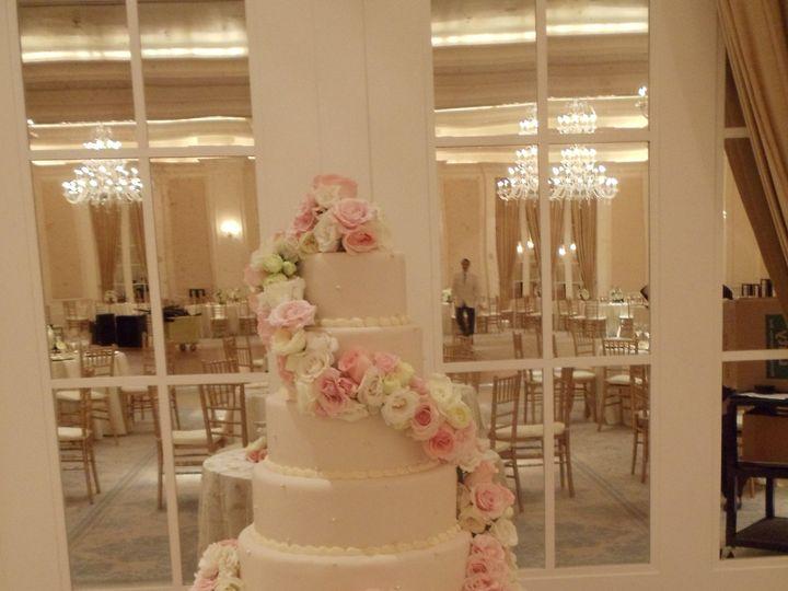 Tmx 1389281437076 Dsc0300 Alpharetta, Georgia wedding cake