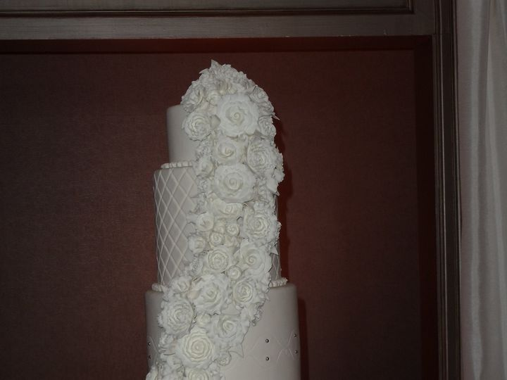 Tmx 1389281680621 Dsc0324 Alpharetta, Georgia wedding cake