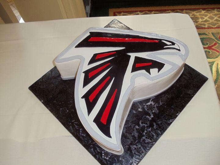 Tmx 1389281837107 Dsc0339 Alpharetta, Georgia wedding cake
