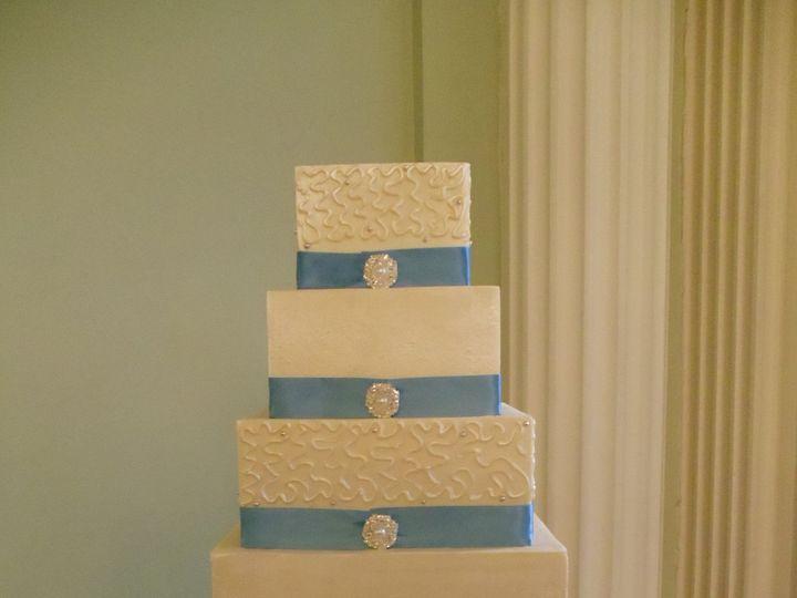 Tmx 1389282480529 Dsc0377 Alpharetta, Georgia wedding cake
