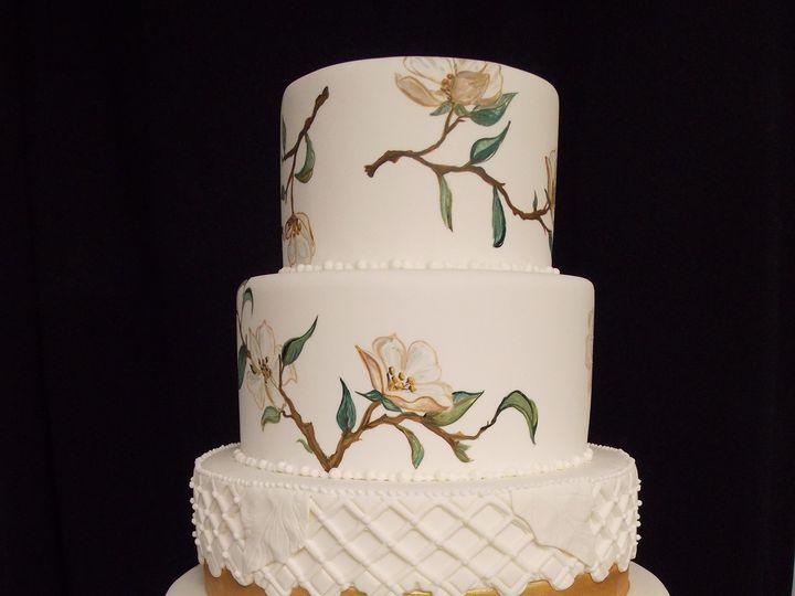 Tmx 1389282724537 Dscn071 Alpharetta, Georgia wedding cake