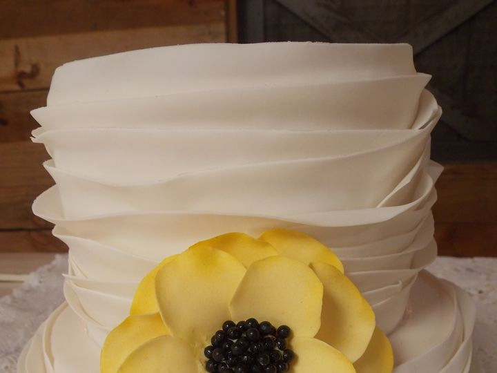 Tmx 1389282915015 Dscn081 Alpharetta, Georgia wedding cake