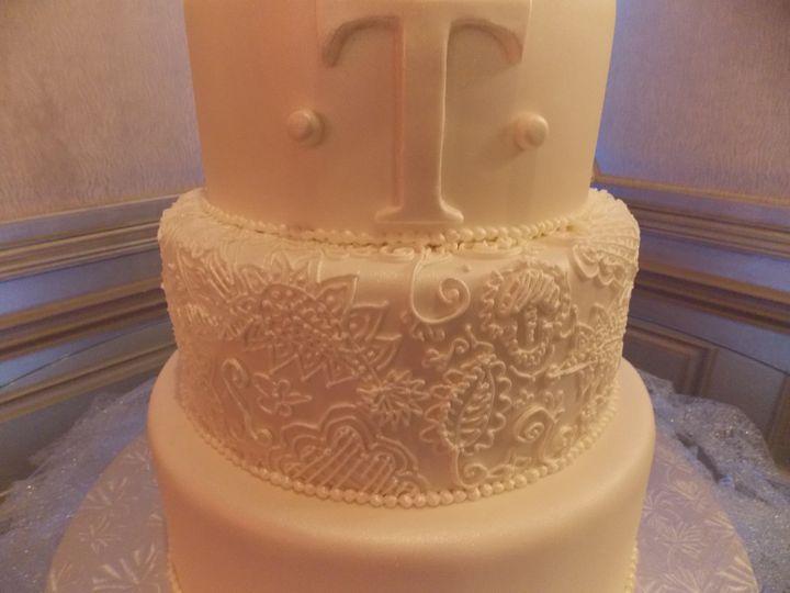Tmx 1389282973659 Dscn087 Alpharetta, Georgia wedding cake