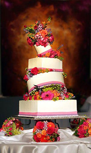 Tmx 1389283082449 King Plow Topsy Turv Alpharetta, Georgia wedding cake
