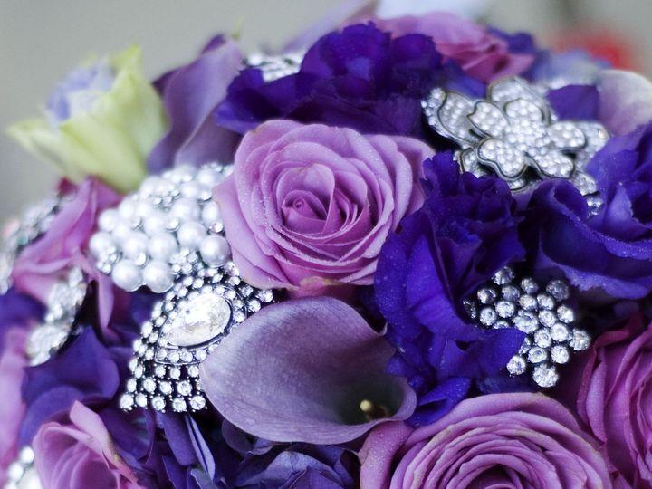 Tmx 1389488035465 Brooch Bridal Bouquet Windsor wedding florist