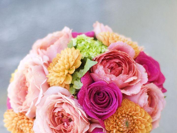Tmx 1389488146229 Pink Lemonade Bridal Bouquet Windsor wedding florist
