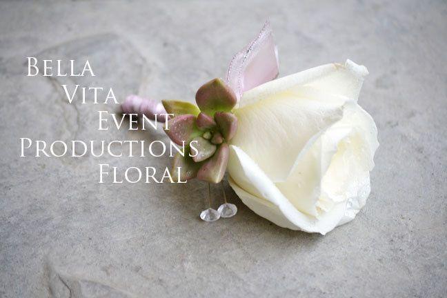 Tmx 1389488825932 Succulent Groomsmen Boutonniere Windsor wedding florist