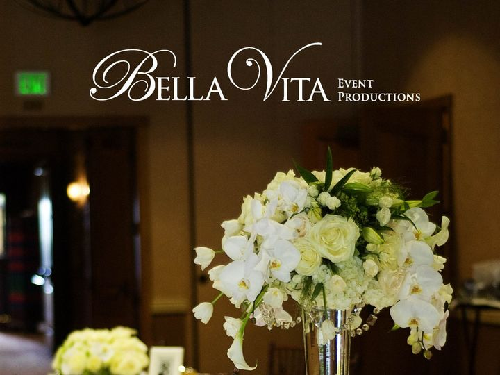 Tmx 1389489024061 Centerpieces Bella Vita Event Productions White Gr Windsor wedding florist