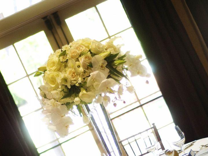 Tmx 1389489035559 Tall Centerpiece Bella Vita Event Productions Whit Windsor wedding florist