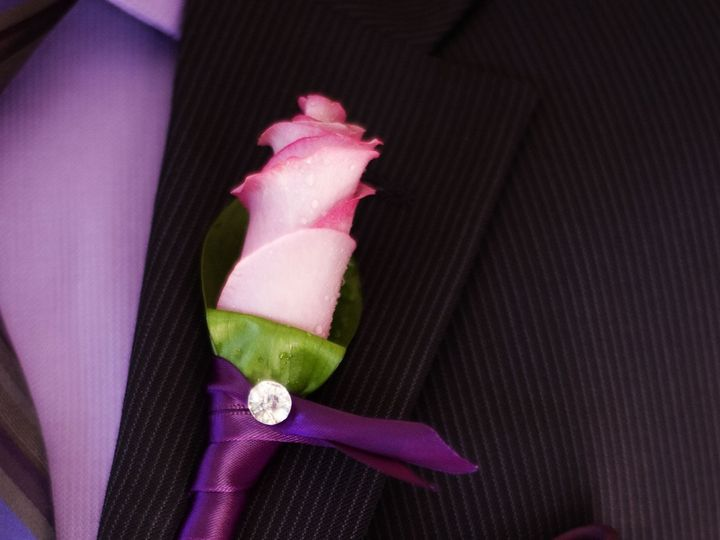 Tmx 1389489780093 Hand Rolled Rose Petal Boutonnieres Windsor wedding florist
