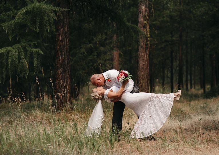 Intimate wedding | spokane