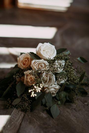 Vintage flowers   Hannah lee photography