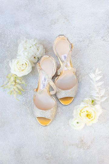 Luxury Wedding Flatlay