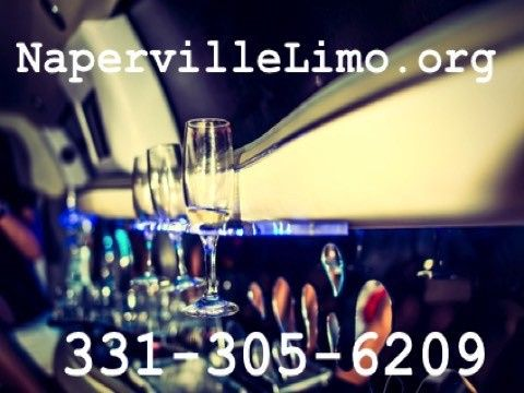 naperville limo services drinks ready