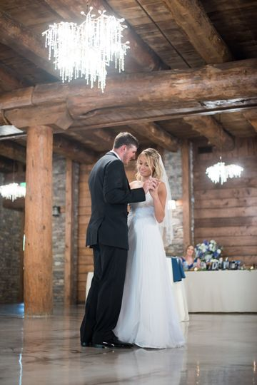 Seven Springs First Dance