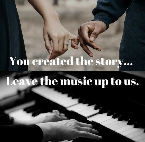 You created the story....