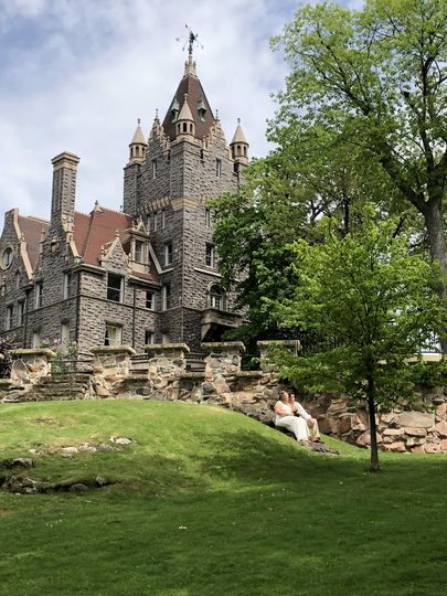 Boldt Castle Wedding