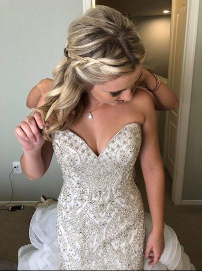 Dress  by Allure Couture