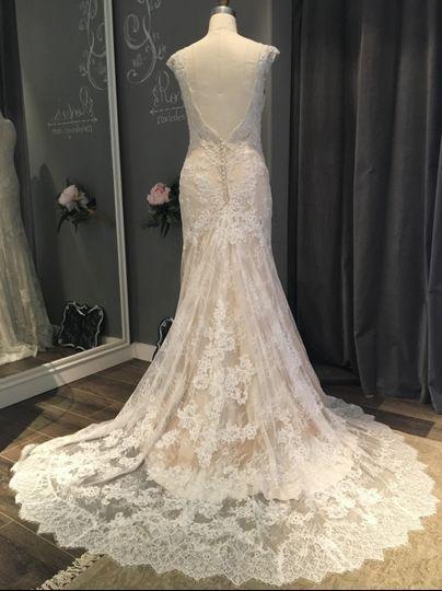 Dress designed by Casablanca