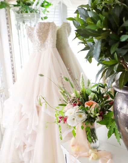 Bridal QuartersCredit: Kimberlee Miller Photography