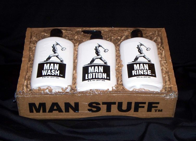 man stuff gift set 910