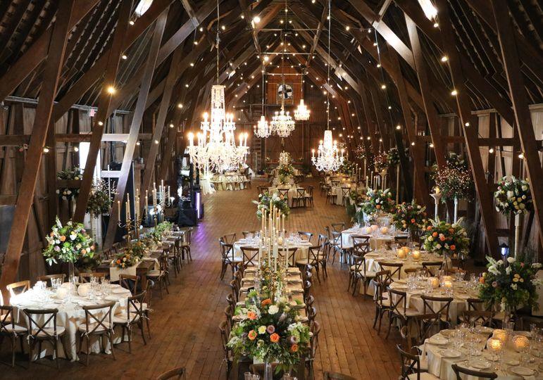 Barn Wedding- St Joe Barn