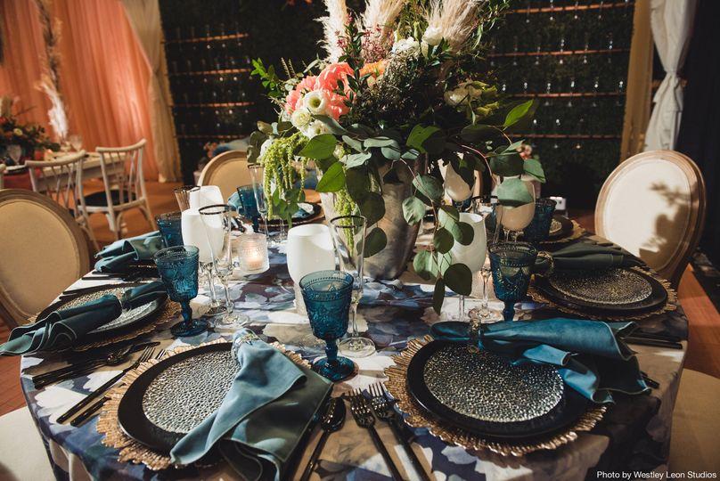 Custom Floral & Rentals