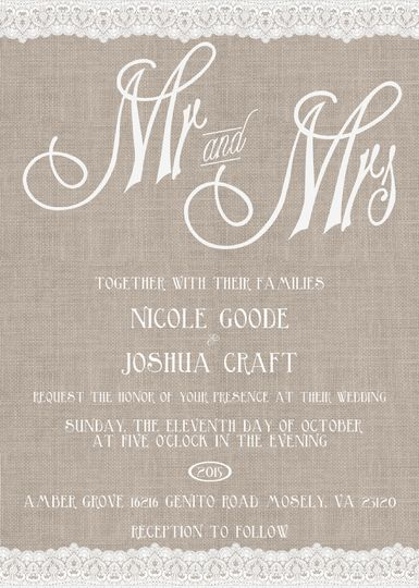 it s all personal invitations cleveland oh weddingwire