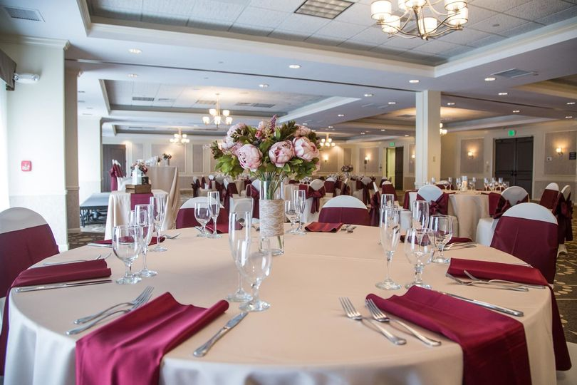 Vermont Event Center at Hampton Inn Burlington