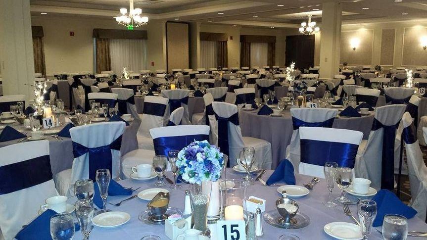 Vermont Event Center At Hampton Inn Burlington Venue Colchester