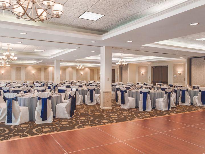 Tmx 1457552962803 Hampton Inn Burlington   Meeting Room   Ballroom   Colchester, Vermont wedding venue
