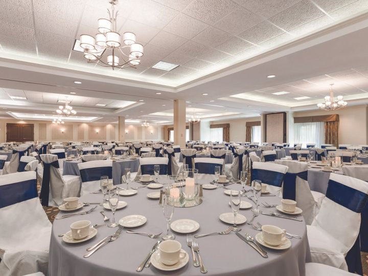 Tmx 1457553113597 Hampton Inn Burlington   Meeting Room   Ballroom   Colchester, Vermont wedding venue