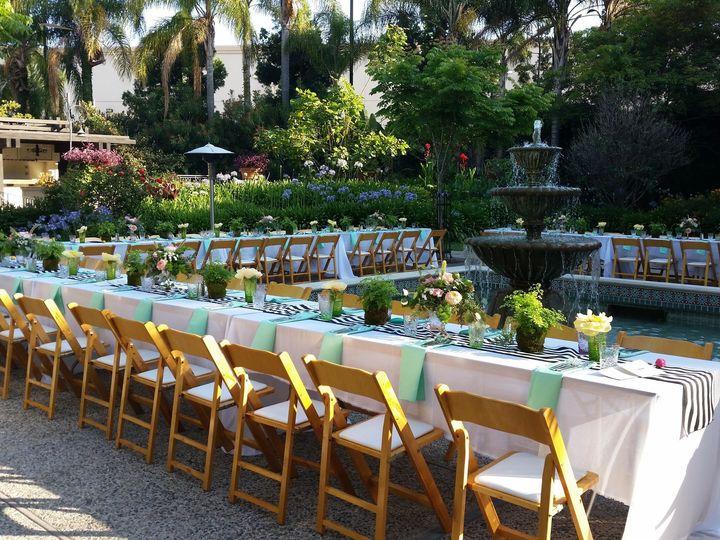 Tmx 1446601628809 Lariveriiilongtables Brea wedding catering