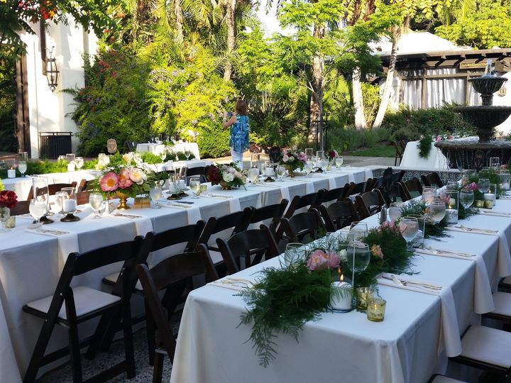 Tmx 1446767747832 Lariveriilongtables Brea wedding catering