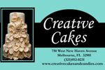 Creative Cakes and Candies image