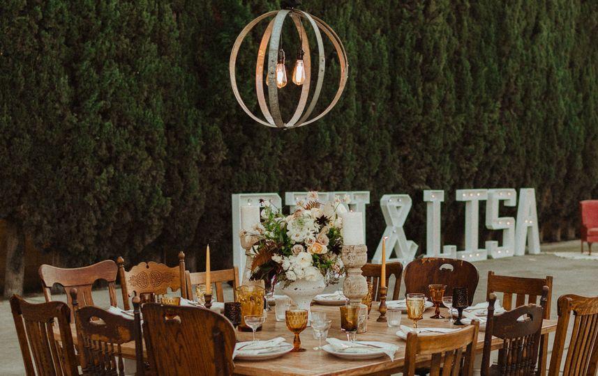 Outdoor Ceremony/Reception