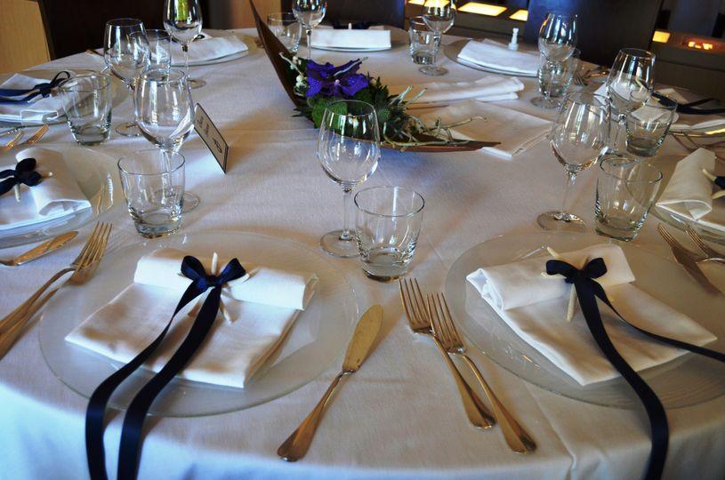 Sea themed reception, summer wedding, sea wedding, starfish decor, blue decor, summer reception