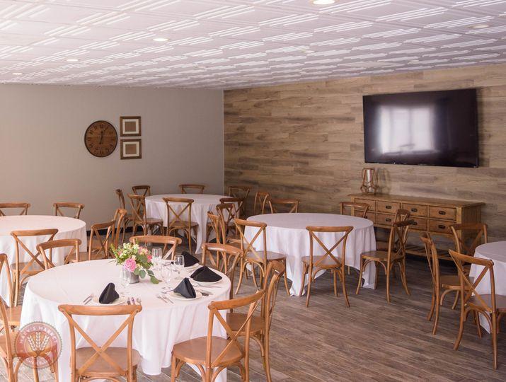 Rockford Banquet Room