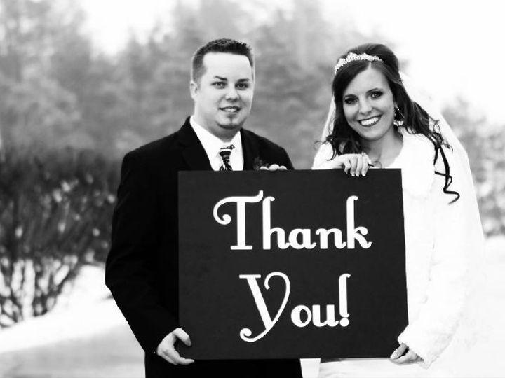 Tmx 1370183678910 Thank You Sign Minneapolis wedding eventproduction
