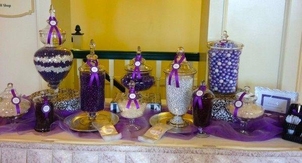 purple buffe