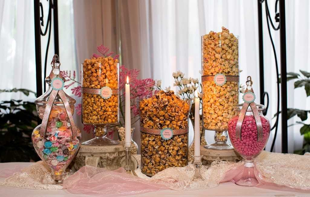 SugarPop's Candy Catering